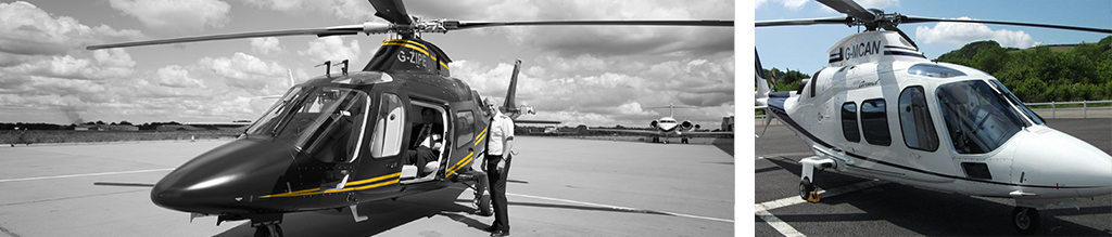 Leasing & Block Charter Castleair Helicopter leasing London