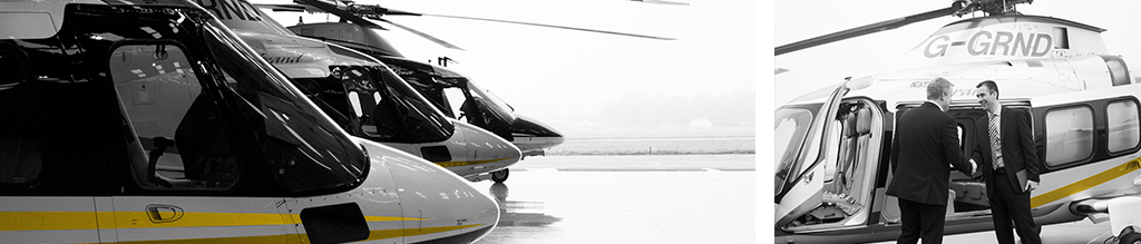 Helicopter Acquisitions