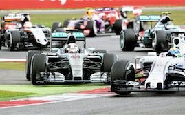 VIP Helicopter Package for F1 British Grand Prix Silverstone
