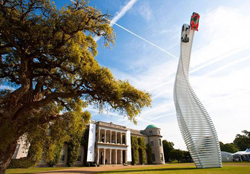 Helicopter Charter To Goodwood Festival Of Speed
