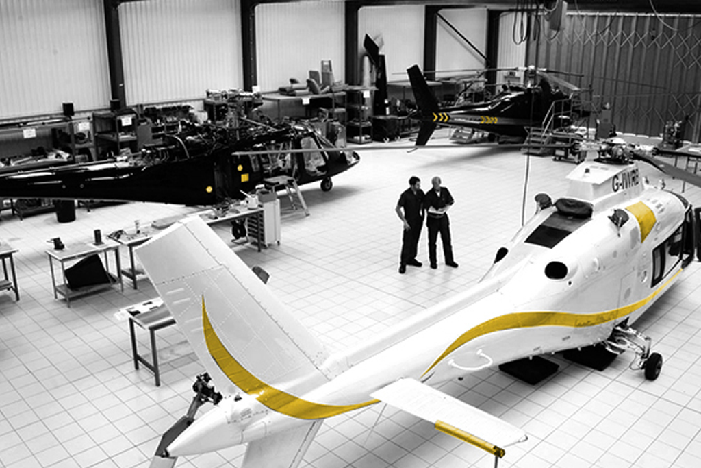 Aircraft Management & Service Provision