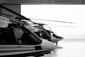 helicopter management company uk