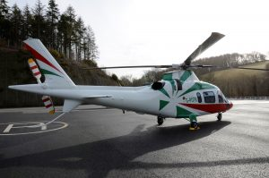 Executive Helicopter Charter