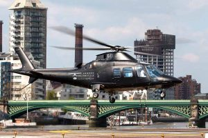 Business Helicopter Charter